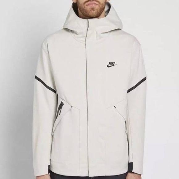 2e95383597fce Jackets & Coats | Nwt Mens Nike Tech Fleece Repel Windrunner Jacket ...